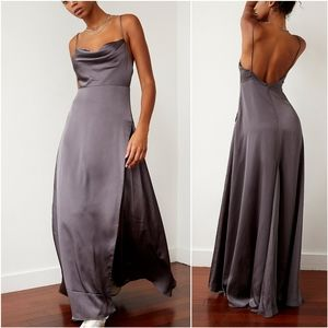 NWT Free People x Fame & Partners Rosabel Maxi 4